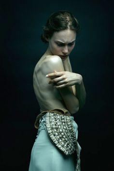 errikos andreou    dancer or model?
