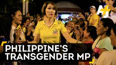 Largely Catholic Philippines, where divorce, abortion and same-sex marriage are illegal, just elected its first transgender MP in history. Subscribe for more...