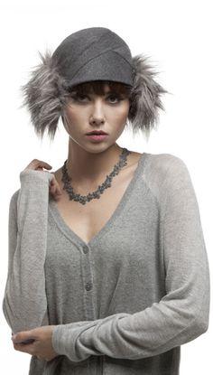 TOM TAILOR STRUCTURED  - Vest - grey heather