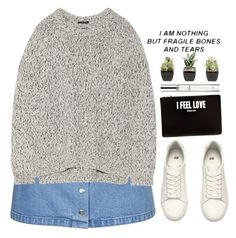 """""""Untitled #1893"""" by tacoxcat ❤ liked on Polyvore featuring Topshop, Theory, H&M, Givenchy, Chloé, women's clothing, women's fashion, women, female and woman"""