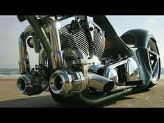 😈 Дико Заряженные Мотоциклы Harley-Davidson 💪 !