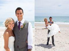 Vero Beach, Florida Wedding by Johnna Brynn Photography