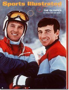 February 5, 1968 - the 1968 Winter Olympics, Grenoble, France.