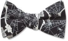 Dem Bones - bow tie