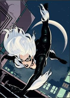 Ryan Sook - Black Cat