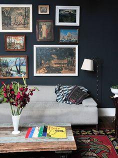 House Tour: A Colorful Washington D.C. Rental | Apartment Therapy