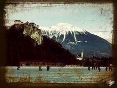 Beautiful Bled; Slovenia