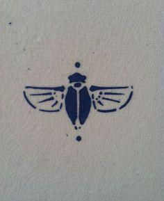 art deco bee - Google Search