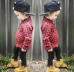 red skinny pants baby boy - Google Search