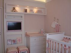 Fine Quarto Decorado Bailarina that you must know, Youre in good company if you?re looking for Quarto Decorado Bailarina Baby Bedroom, Baby Boy Rooms, Baby Room Decor, Nursery Room, Girls Bedroom, Princess Crib Bedding, Ideas Dormitorios, Big Girl Bedrooms, Ideas Hogar