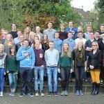Perleberg en Oisterwijk wisselen al twintig jaar van klaslokaal