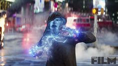 Electro in Amazing Spiderman 2