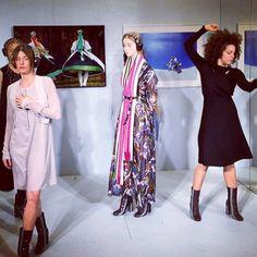 Fashion Week 2016 - Berlin -dancevertise - aktuelle Kollektion der Modedesignerin Dorothee Schumacher wird im Kronprinzenpalais mit einer Tanzperformance präsentiert.