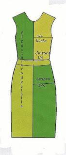 Patrones básicos femeninos Couture, Studio, Fashion, Dress Template, Contouring, Gala Dresses, Sewing Patterns, Feminine, Moda