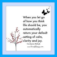 let go defalut setting