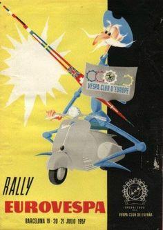 vespa rally