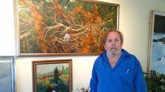 Gerald Squires, distinguished Newfoundland artist, dies at 77 - Newfoundland & Labrador - CBC News Newfoundland And Labrador, Canadian Art, Amp, Artists, News, Artist