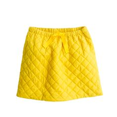 Shop the Girls' quilted puffer skirt at J.Crew and see the entire selection of Girls' Skirts. Find Girls' clothing & accessories at J. What To Wear Today, How To Wear, Kids Fashion, Autumn Fashion, Find Girls, Crew Cuts, I Feel Pretty, Girls Sweaters, Sweater Shirt