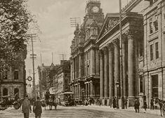 Rue Ste-James à Montréal