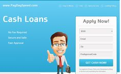 Payday Loans are turning out to be more famous, and all the more popular, as the credit crush proceeds. In any case, would you be able to bear to take one? That is a question that numerous individuals ask of themselves.