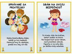 Výsledok vyhľadávania obrázkov pre dopyt pravidlá triedy In Kindergarten, Preschool Activities, September, Free Printables, Balloons, Crafts For Kids, Nursery, Classroom, Teacher