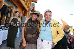 Majda Pintar; Demeter Bitenc, igralec Lady, Fashion, Moda, Fashion Styles, Fashion Illustrations