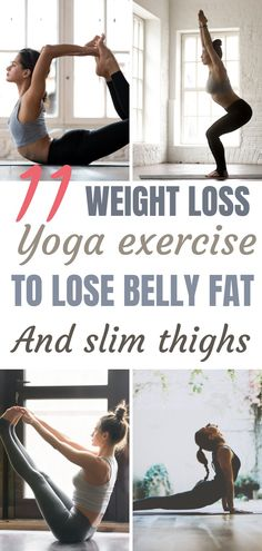 11 weight loss yoga exercise to lose belly fat and slim thighs: Abdomen fat is not simply a circumstance for. Quick Weight Loss Tips, Weight Loss Help, Weight Loss Snacks, Yoga For Weight Loss, Losing Weight Tips, Weight Loss Program, How To Lose Weight Fast, Weight Loss Plans, Weight Gain