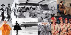 Halloween in My Closet: Part Retro Flight Attendant Beetlejuice, Flight Attendant, Big Day, Sisters, Club, Retro, Halloween, Classic, Image