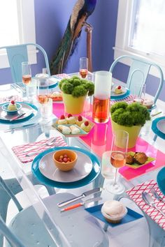 A Whimsical Dessert Party
