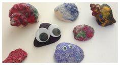 Pet Shells - Preschool Art Project