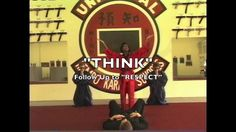 It is hard to believe this was filmed 20 years ago (1993).  My how times flies.  This is the sequel to the RESPECT Demo called THINK.  This is the Brain Child of Bridget Johnson, who is joined by her student, James Greenway, along with Albert J. DiPentino and myself.  We are blessed to have such great students and instructors in the Universal System that have, and continue to support to growth and development of the Universal Kempo-Karate over the years.