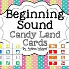 This download includes 6 different sets of Beginning Sound Candy Land cards. All you need to add is the board and some game pieces. It's a great wa...