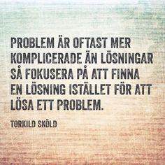 Problem och lösningar