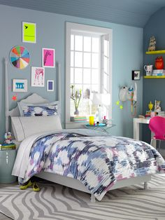 teen bedroom