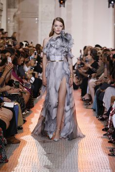 ELIE SAAB Haute Couture Autumn Winter 2018-19
