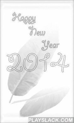 New Year LWP(feather Fall)  Android App - playslack.com , New Year Live Wall(Feather Fall)----> Feathers fall on mobile screen---> Touch to move the FeathersHappy Chinese New Year...............Happy New Year 2014.............