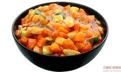 Pui dulce-acrişor Cantaloupe, Food, Essen, Meals, Yemek, Eten