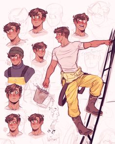 Male character Boy Character, Character Poses, Male Character Design, Character Design Inspiration, Character Design References, Character Sketches, Character Drawing, Character Concept, Drawing Sketches