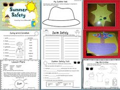 2nd Grade Pig Pen: Teacher Appreciation Sale and a Summer Safety Packet!! Great unit for finishing out the school year  $