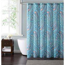 Jaclyn Geo Shower Curtain