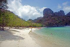 Playa de   Ang  Thong  - TAILANDIS - ASIA