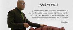 Matrix - Que es real