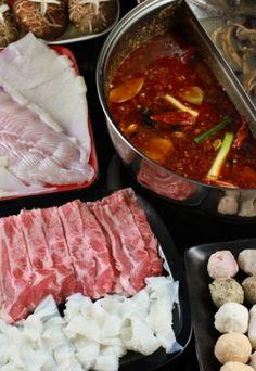 SICHUAN SPICY HOT POT [China, Sichuan Province] [yireservation] [sichuan, szechwan, szechuan]