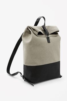 Roll-over backpack