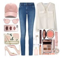 """""""street style"""" by ecem1 ❤ liked on Polyvore featuring Calvin Klein, Royce Leather, Christian Louboutin, Accessorize, MANGO, Kate Spade, Givenchy, RetroSuperFuture, Casetify and Ted Baker"""