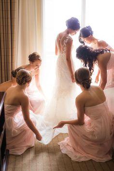 Photographer: AO Romantic Weddings, Elegant Wedding, Floral Wedding, Dream Wedding, 2017 Wedding Trends, Bridesmaid Dresses, Wedding Dresses, Bridesmaids, Strictly Weddings