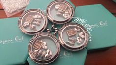 Loving memories of a father cherished inside a locket. We put together four beautiful lockets for four beautiful women who lost the love of thier lives. Gone but not forgotten. #locket #charm #life www.akcharm.origamiowl.com