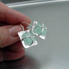 Hadar-Designers-Israel-Handmade-925-Sterling-Silver-Aqua-Quartz-Earrings-sp