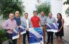 Presentada en Diputación la VII edición del Campeonato de Andalucía de Fútbol Sala Senior