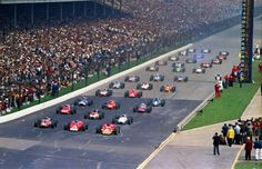 """Indianapolis, Indiana--home of the Indianapolis 500 Speedway.""""Gentlemen, start your engines! Indianapolis Motor Speedway, Indianapolis Indiana, Indy Car Racing, Indy Cars, Le Mans, Grand Prix, Marquee Events, Aussie Muscle Cars, Lotus Car"""